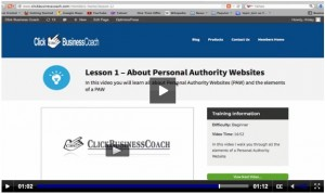1 Day Personal Website Building Course Review