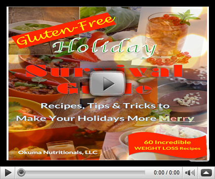 A Healthy Holiday Survival Guide Review By Stephanie