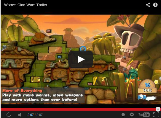 Worms Clan Wars Review By Worms Clan Wars Team