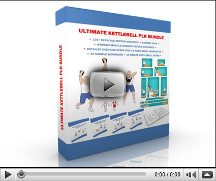 The Ultimate Kettlebell PLR Bundle Review By The Ultimate Kettlebell Team