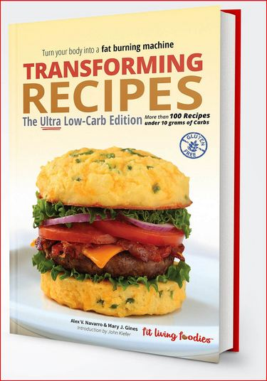 Transforming Recipes, Ultra-low Carb Edition Review By Alex Navarro